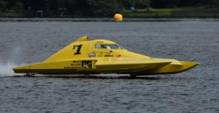One Litre Modified Hydroplane